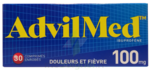 ADVILMED 100 mg, comprimé enrobé à SAINT CHRISTOLY DE BLAYE
