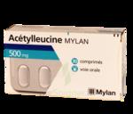 ACETYLLEUCINE MYLAN 500 mg, comprimé à SAINT CHRISTOLY DE BLAYE