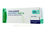 TROLAMINE BIOGARAN 0,67 %, émulsion pour application cutanée à SAINT CHRISTOLY DE BLAYE