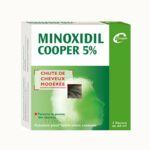 MINOXIDIL COOPER 5 %, solution pour application cutanée à SAINT CHRISTOLY DE BLAYE