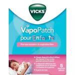 VICKS VAPOPATCH ENFANTS à SAINT CHRISTOLY DE BLAYE