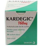 KARDEGIC 160 mg, poudre pour solution buvable en sachet à SAINT CHRISTOLY DE BLAYE