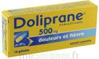 DOLIPRANE 500 mg Gélules B/16 à SAINT CHRISTOLY DE BLAYE