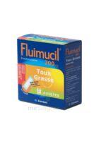 FLUIMUCIL EXPECTORANT ACETYLCYSTEINE 200 mg ADULTES SANS SUCRE, granulés pour solution buvable en sachet édulcorés à l'aspartam et au sorbitol à SAINT CHRISTOLY DE BLAYE