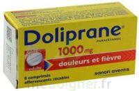 DOLIPRANE 1000 mg Comprimés effervescents sécables T/8 à SAINT CHRISTOLY DE BLAYE
