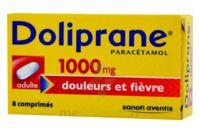 DOLIPRANE 1000 mg Comprimés Plq/8 à SAINT CHRISTOLY DE BLAYE