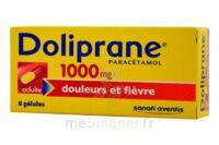 DOLIPRANE 1000 mg Gélules Plq/8 à SAINT CHRISTOLY DE BLAYE
