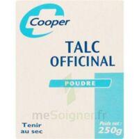COOPER TALC, bt 250 g à SAINT CHRISTOLY DE BLAYE
