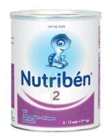 NUTRIBEN 2 PREBIOTIQUES PROBIOTIQUES, bt 800 g à SAINT CHRISTOLY DE BLAYE