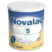NOVALAC S 1, 0-6 mois bt 800 g à SAINT CHRISTOLY DE BLAYE