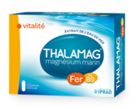Thalamag Fer B9 Vitalité 60 gélules à SAINT CHRISTOLY DE BLAYE