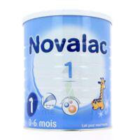 NOVALAC LAIT 1 , 0-6 mois BOITE 800G à SAINT CHRISTOLY DE BLAYE