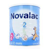 NOVALAC LAIT 2, 6-12 mois BOITE 800G à SAINT CHRISTOLY DE BLAYE