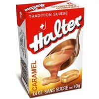 HALTER Bonbons sans sucre caramel à SAINT CHRISTOLY DE BLAYE