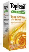 TOPLEXIL 0,33 mg/ml sans sucre solution buvable 150ml à SAINT CHRISTOLY DE BLAYE