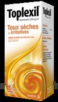 TOPLEXIL 0,33 mg/ml, sirop 150ml à SAINT CHRISTOLY DE BLAYE