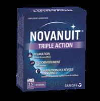 NOVANUIT Triple action Gélules B/30 à SAINT CHRISTOLY DE BLAYE