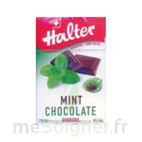 HALTER BONBONS SANS SUCRES menthe chocolat à SAINT CHRISTOLY DE BLAYE