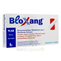 BLOXANG Eponge de gélatine stérile hémostatique B/5 à SAINT CHRISTOLY DE BLAYE