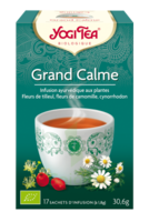 YOGI TEA GRAND CALME à SAINT CHRISTOLY DE BLAYE