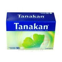 TANAKAN 40 mg, comprimé enrobé PVC/alu/90 à SAINT CHRISTOLY DE BLAYE