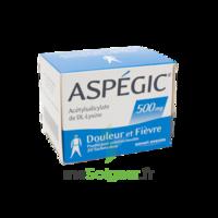 ASPEGIC 500 mg, poudre pour solution buvable en sachet-dose 20 à SAINT CHRISTOLY DE BLAYE