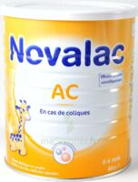 NOVALAC AC,0-6 mois,  bt 800 g à SAINT CHRISTOLY DE BLAYE