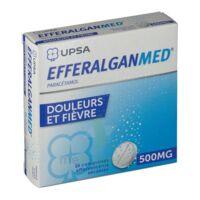 EFFERALGANMED 500 mg, comprimé effervescent sécable à SAINT CHRISTOLY DE BLAYE