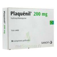 PLAQUENIL 200 mg, comprimé pelliculé à SAINT CHRISTOLY DE BLAYE