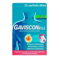 GAVISCONELL Suspension buvable sachet-dose menthe sans sucre 12Sach/10ml à SAINT CHRISTOLY DE BLAYE